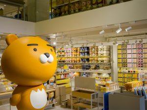 KAKAO Friends Store Interior