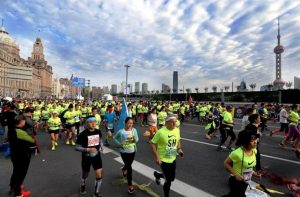 The Marathon spectacular view in the whole world