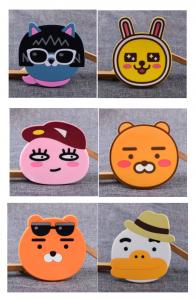 GS-JJ KAKAO Friends PVC Coasters