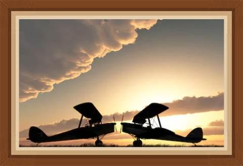 Planes in World War 1