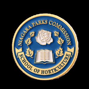 School of Horticulture Lapel Pins