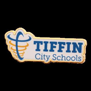 Tiffin School Custom Lapel Pins
