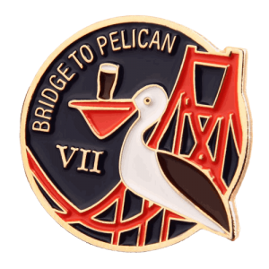 Wildlife Protection Pin
