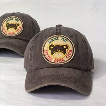 Custom Hat Patches