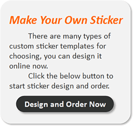 Click: Make Your Own Sticker