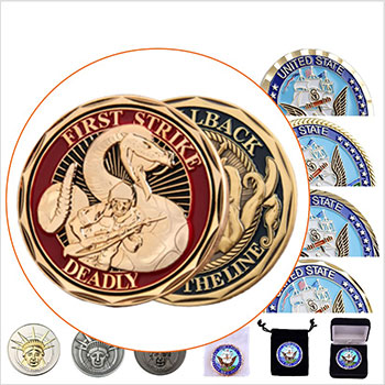 Challenge Coins Options